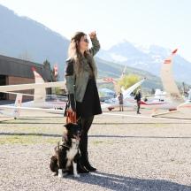 Kooperation mit Flugplatz Schänis